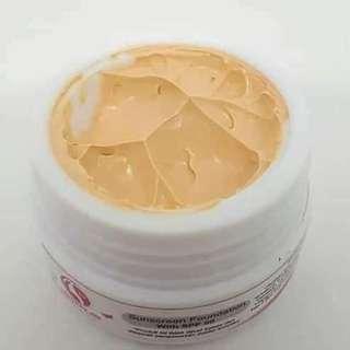 Sunblock foundation DRW Skincare