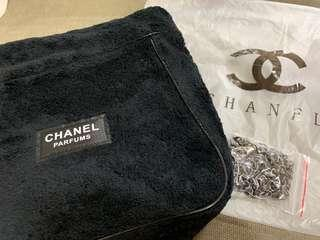 💕Big Sales Chanel vip gift 化妝兩用袋🛍