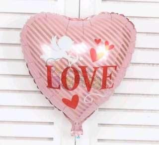 🚚 Cupid Heart Balloon