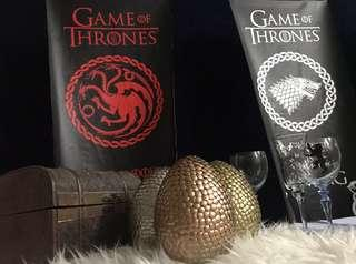 Game Of Thrones Banner and Props