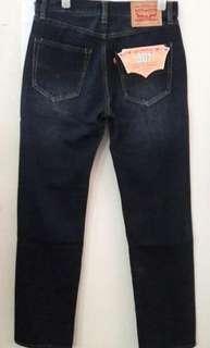Levis 501 Jeans stone wash
