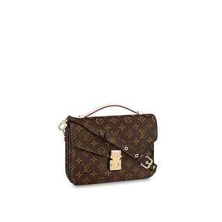 🚚 Louis Vuitton Pochette Metis