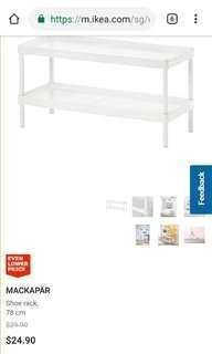 🚚 IKEA shoe rack
