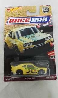 Hotwheels mazda rx3 raceday