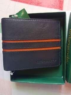 Ambassador wallet by bata