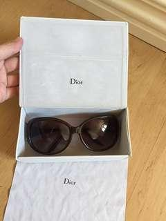 Authentic Preloved Christian Dior Sunglass