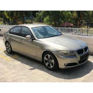 Rental - BMW 318
