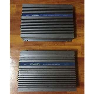 Car Amplifier Epsilon USA EP-9200 Mosfet Power Amp