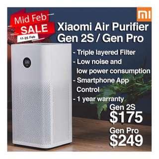 🚚  Air Purifier
