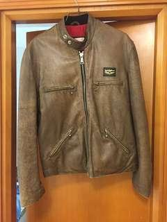 Lewis Leathers Sz. 38 soft sheep skin jacket ( bought in Lane Crawford) ( Not Buco, red wing, supreme)