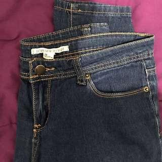 Denim Pants by Forever21
