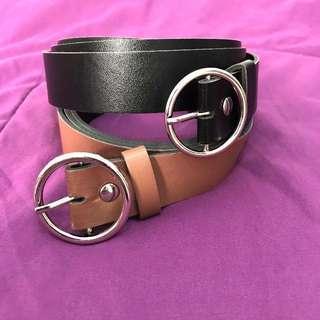 Round Vintage Belt (03)