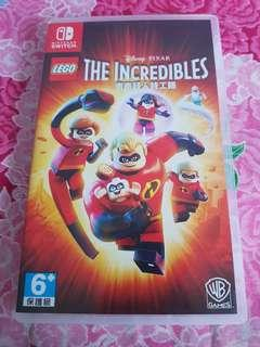 Nintendo Switch NS Lego The Incredibles