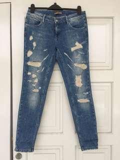 Original P&B Ripped Jeans