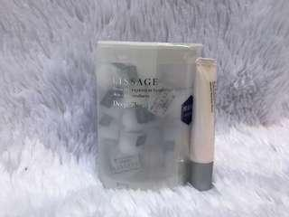 Lissage deep clean powder from Japan