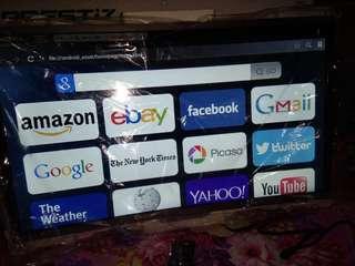 Prestiz 32 inches Curved Smart Tv