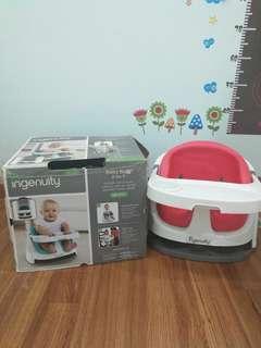 Ingenuity baby base 2in1