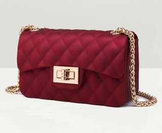 Jelly Bag Red