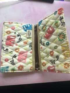 Naraya card holder 泰國銀包 卡套 可愛大象