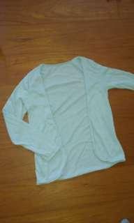 🚚 馬卡龍綠罩衫
