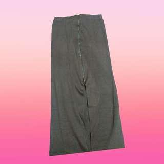 Rok Panjang (coklat) | Long Skirt
