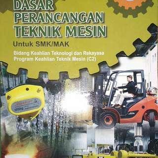DASAR PERANCANGAN TEKNIK MESIN  Eka Yogaswara  KURIKULUM 2013 REVISI  Untuk SMK/MAK