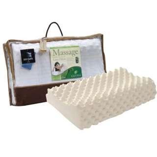 GETHA Massage Latex Pillow