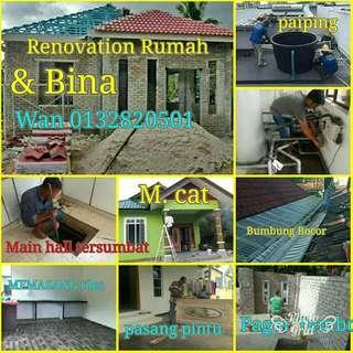 Wan Kajang (0132820501) Tukang Paip dan BUMBUNG bocor