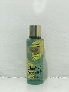 VS Fragrance Mist - Shot of Coconut