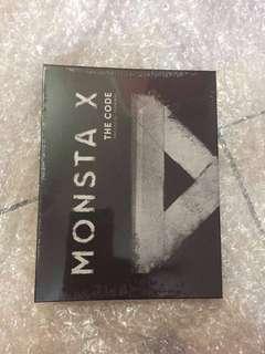 [SEALED] Monsta X The Code Protocol Terminal version