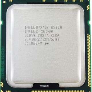Intel Xeon E5620 (Socket 1366)