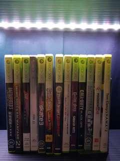 🚚 Xbox360 games