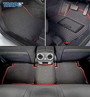 🚚 Over 240 Positive Reviews for 1st Customized Premium Grade EVA Foam Car Mat in Southeast Asia (TRAPO HEX)