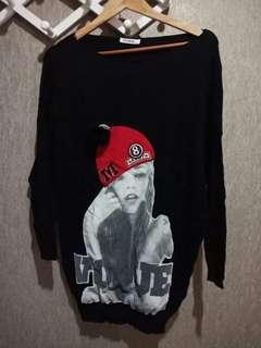 Vogue Black Sweater/Dress