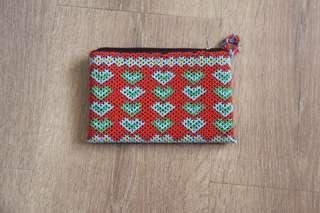 #sharethelove pouch