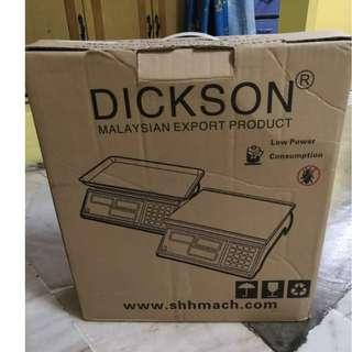 Digital Weighing Scale (NEW)