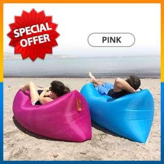 ⭐Dirty⭐Inflatable Wind Sofa Bed Lazy Sleeping Air Bag Lamzac