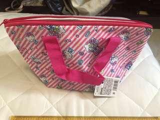 🚚 Sanrio Hello kitty aluminium cooler bag