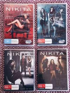Nikita (Season 1 - 4)