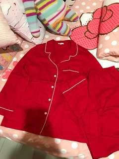 New - satu set baju tidur marmara size M - one set sleepwear