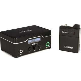 Line 6 G75 Digital Wireless Guitar System (limited time) (last 2 sets)