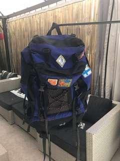 Everest Hiking Bag 55-60 liters