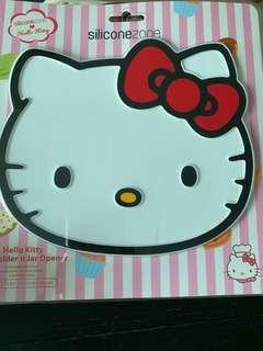 Hello Kitty Pot Holder n Jar Opener