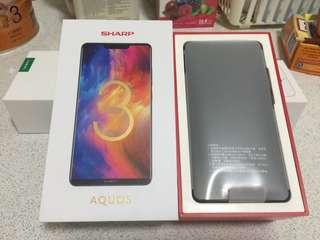 🚚 SHARP AQUOS S3 標配版