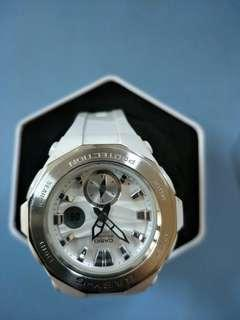 Jam tangan Baby G original analogue/digital BGA 220-7A