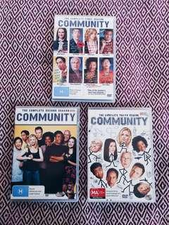 Community (Season 1 - 3)