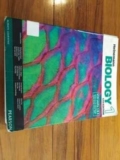 Heinemann Biology 1&2 (5th edition)