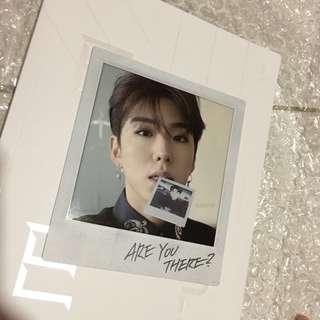 [WTT] Monsta x Are You There Polaroids