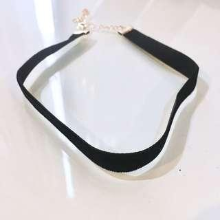 FREE VELVET CHOCKER WITH ANY NECKLACE