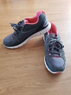 Reebok, converse, skechers rubber shoes